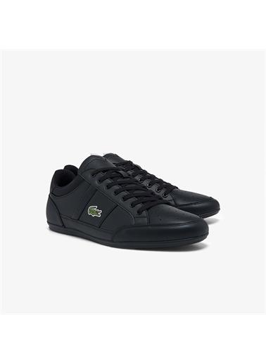 Lacoste Lacoste Erkek Siyah Sneaker Siyah